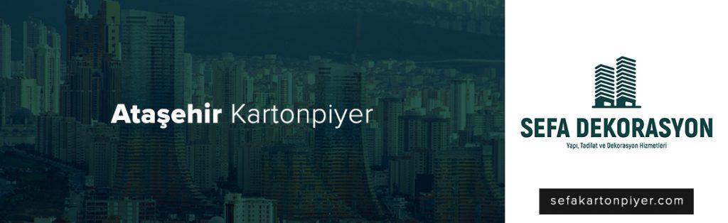 Ataşehir Kartonpiyer